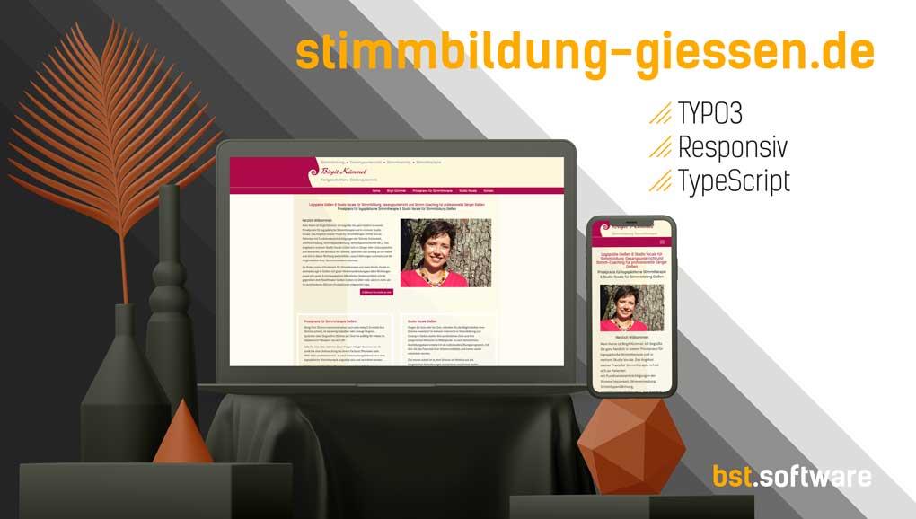 Webdesign Giessen