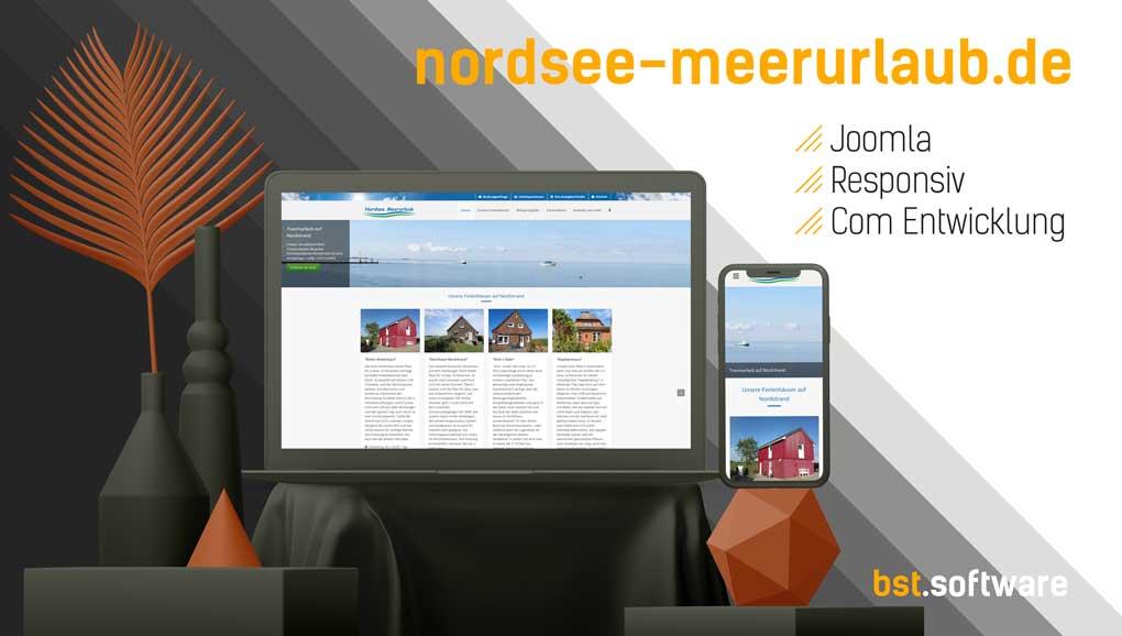 webdesign nordsee-meerurlaub