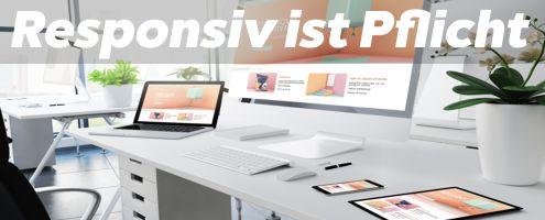 Responsives Webdesign Giessen